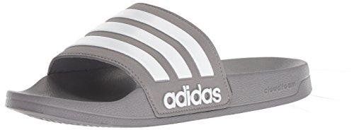 les hommes / femmes adilette douche adidas à faible durabilité coût des chaussures mode versatile glisser la durabilité faible 656036