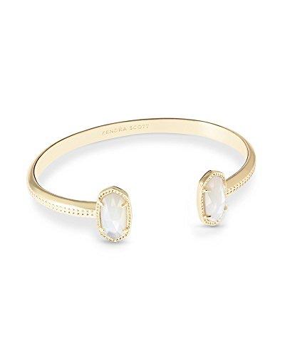 Kendra Scott Elton Bracelet In Ivory Mother of Pearl