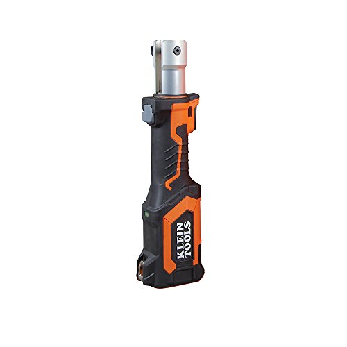 Battery-Operated 7-Ton Cable Cutter/Crimper, Without Battery Klein Tools BAT20-7T