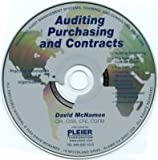 Auditing Purchasing and Contracts, David McNamee, 1935133047