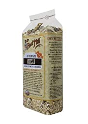 Bob\'s Red Mill Old Country Style Muesli, 18-Ounce Bag