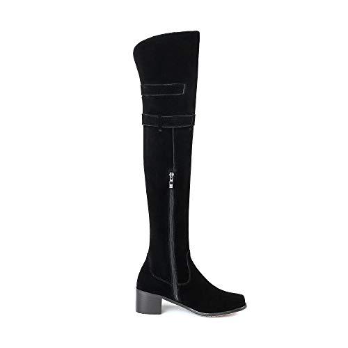 Donna Nero Z66 Stivali 21 Chelsea Jieeme I0q6wZF