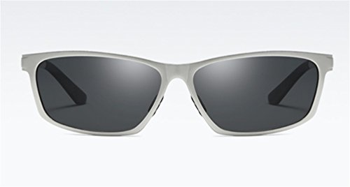 antideslumbrantes de los Deportes la MOQJ Ultravioleta la polarizadas Conducción Gafas de A Sol Protección de Hombres de de los de Gafas A Aire Sol Libre al wF6aq