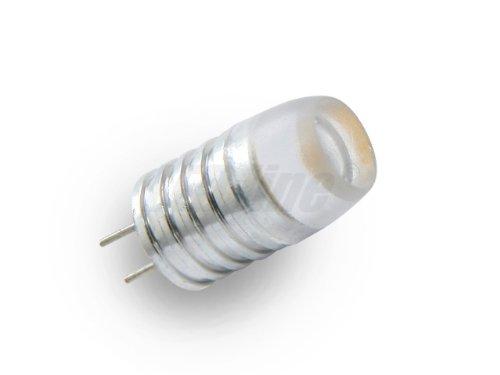 G4 LED 1,2 W de pinchos para mazorcas de luz blanca fría, ultrabrillante 15 W bombilla Halógena, LED camiseta de manga corta para: Amazon.es: Iluminación