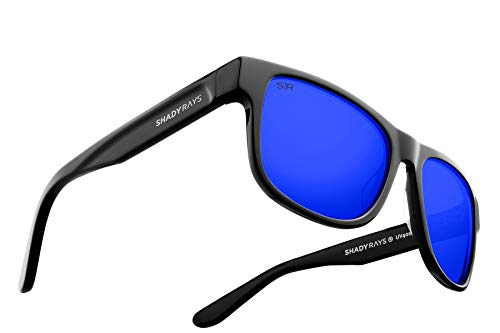 Shady Rays Sunglasses Ventura Limited, Royal, Polarized ()