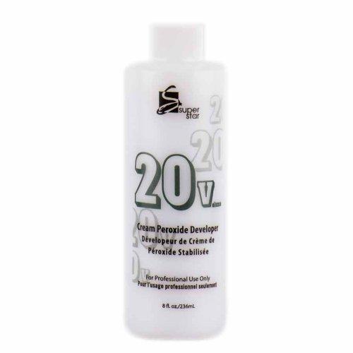 SUPER STAR Stabilized Cream Peroxide Developer 20V HC-50203