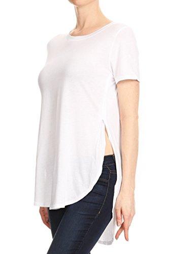 Vialumi Womens Short Sleeve Tunic product image