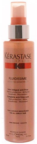 Kerastase Discipline Fluidissime Complete Anti-Frizz Care Spray for Unisex, 5.1 Ounce
