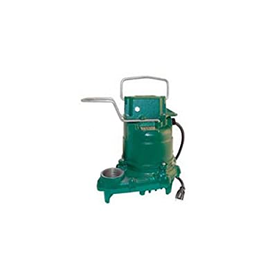 Zoeller 53-0002 N53 Mighty-Mate Non-Automatic Submersible Pump, 115V