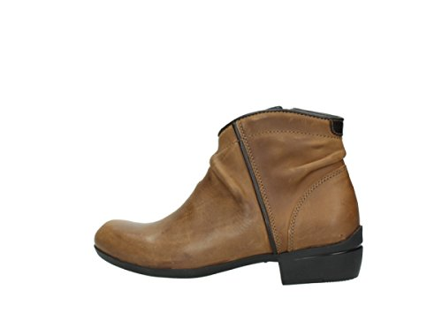 Winchester Boots Wolky Leather Comfort Cognac 50432 UqYwAwWPxv