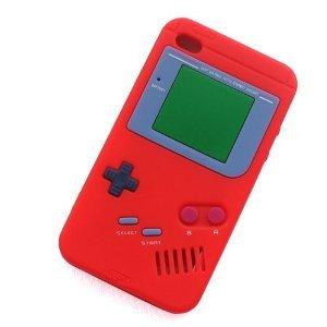 shopmallhk - Carcasa para iPod Touch 4, diseño de Game Boy ...