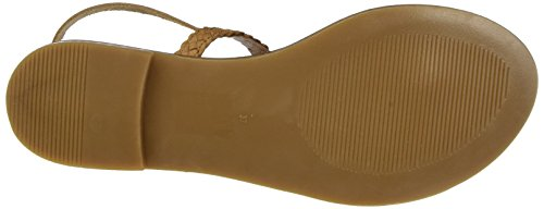 Inuovo 7234, Chanclas para Mujer Gold (Gold-Coconut)