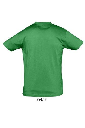 SOL´S Regent T-Shirt 150, Größe:M, Farbe:Kelly Green