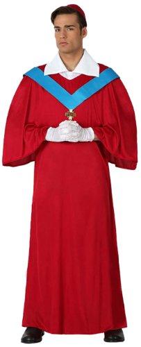 Atosa - Disfraz de cura para hombre, talla M/L (15460): Amazon.es ...