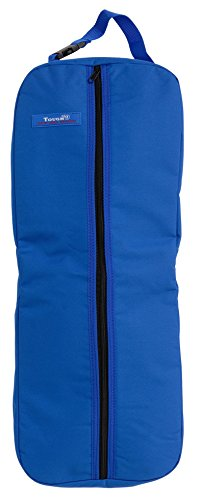 Tough 1 Nylon/Poly Bridle/Halter Bag, Royal Blue