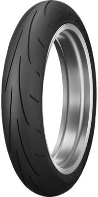 Dunlop Sportmax Q3 Front Motorcycle Tire 120//60ZR-17 55W for Suzuki SV650 1999-2009