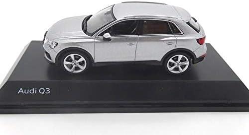 Audi Q7 1:43 Florettsilber
