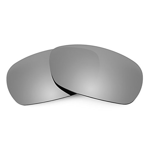 Verres de rechange pour Smith Method — Plusieurs options Titanium MirrorShield® - Polarisés