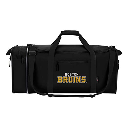 The Northwest Company Officially Licensed NHL Boston Bruins Steal Duffel Bag