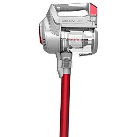 Cecotec Aspirador Vertical Conga ThunderBrush 720 Immortal Battery 25,9 V (Color Rojo)