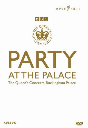Party at the Palace: Queen's Golden Jubilee / Eric Clapton, Paul McCartney, Queen, Rod Stewart, Annie Lennox, Tom Jones, Opus Arte (Eric Paul Clapton Les)