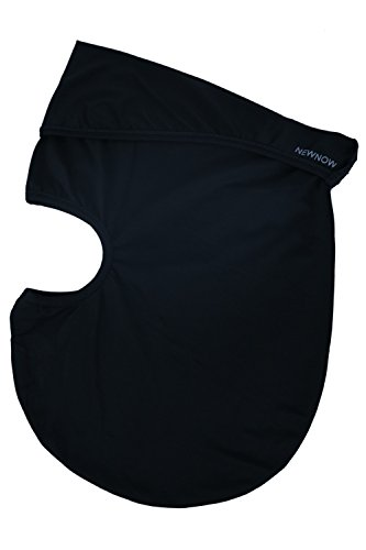 NewNow Candy Color Ultra Thin Ski Face Mask - Great Under A Bike / Football Helmet -Balaclava-Gray by NewNow (Image #2)
