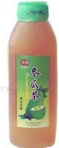 緑点冬瓜茶果汁飲料(トウガンチャジュース)台湾人気商品・夏定番・お土産