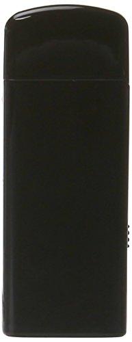 Fireware Flip Electronic Lighter, LL-1004- Windproof, Flameless, Rechargeable USB Lighter