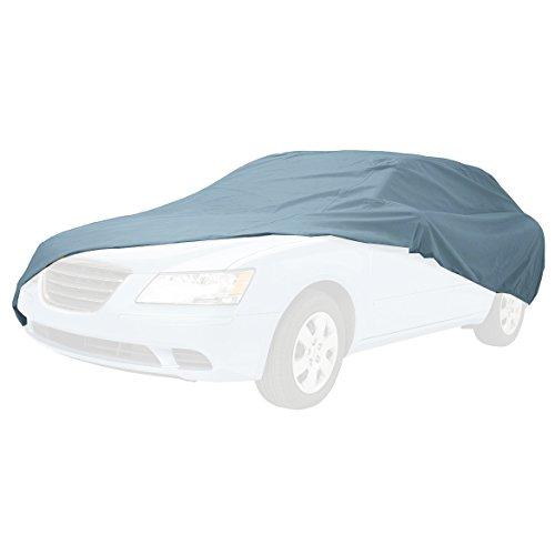 Classic Accessories 10-012-251001-00 OverDrive PolyPro I Mid Size Sedan Car (Subaru Svx Car)