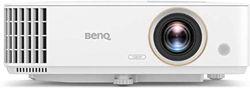 BenQ TH685i 1080p Gaming Projector Powered by Android TV - 4K HDR Support - 120hz Refresh Rate - 3500lm - 8.3ms Low Latency - Enhanced Game Mode - 3 Year Industry Leading Warranty