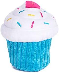 ZippyPaws Cupcake Stuffed Plush Squeakers product image