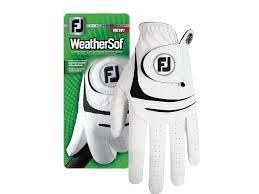 FootJoy WeatherSof Women's Golf Glove - Medium-Large Left (Fits on Left Hand)