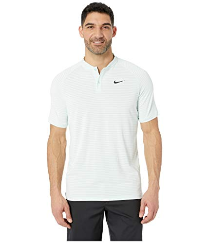 Nike Golf TW Tiger Woods Zonal Cooling Polo 932175 (XL, Igloo) ()