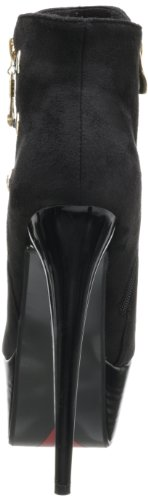 Plateau-Stiefeletten Booties AR LEEN by Luichiny 35