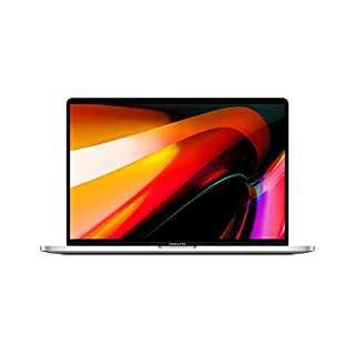 New Apple MacBook Pro (16-Inch, 16GB RAM, 512GB Storage, 2.6GHz Intel Core i7) - Silver (B081FWLDZ2) | Amazon price tracker / tracking, Amazon price history charts, Amazon price watches, Amazon price drop alerts