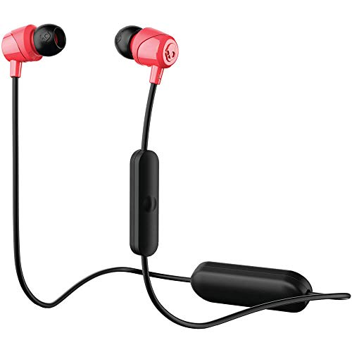 Skullcandy Jib Bluetooth Wireless In-Ear Earbuds with Microphone for Hands-Free Calls