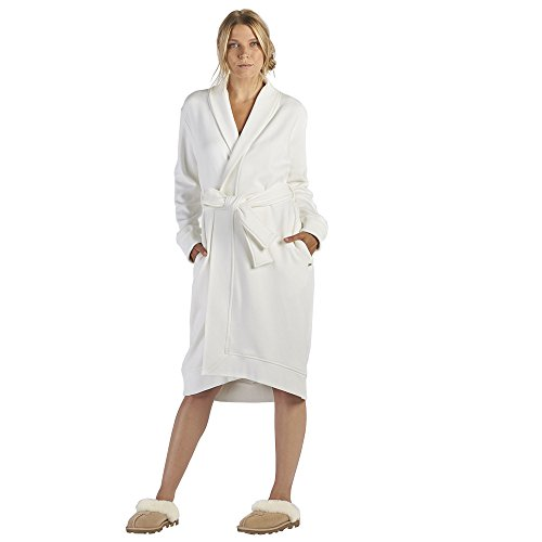 UGG Womens Karoline Robe Cream Size Small