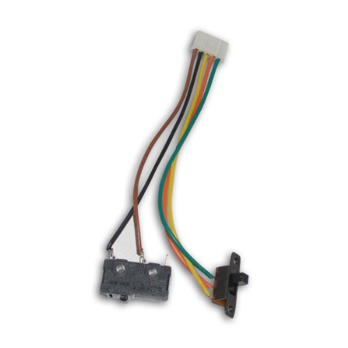 Kingman Spyder EM1 Primal Paintball Gun Replacement Wire Harness + Switch Module by Kingman