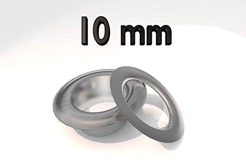 Sawukaytis BB-M10OE 100 Ösen rostfrei (10 mm) für Ösenpresse Sawukaytis GmbH