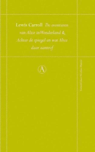 De avonturen van Alice in Wonderland en Achter de spiegel en Wat Alice daar aantrof (Perpetua)