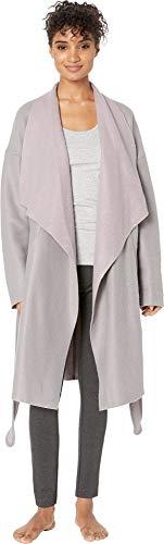 (Donna Karan Women's Cocoon Robe Grey)