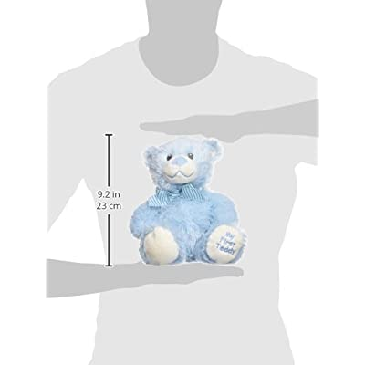 Ty Classic - My First Teddy Blue: Toys & Games
