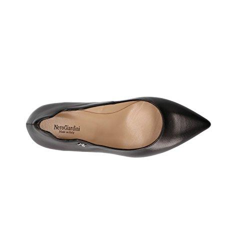 Scarpe Décollete Donna Giardini Nero 6901 Nero A806901DE Elegante Nero 4pCA4w