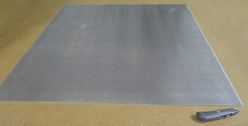 - 3003 Aluminum Perforated Sheet.032