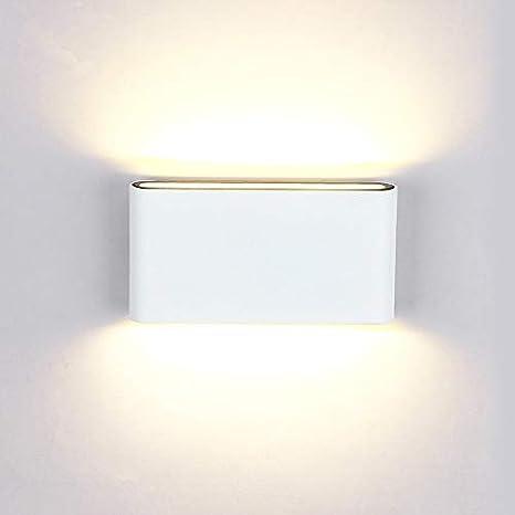 IP65 Waterproof Up Down Dual-Head COB LED Wall Light Garden Corridor Sconce Lamp