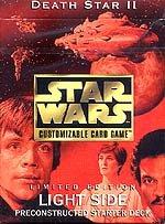 Light Side Starter Deck (Star Wars CCG: Death Star 2 Preconstructed Starter Deck [Light Side])