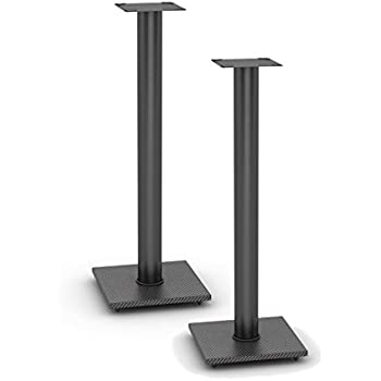 Atlantic 77335799 Speaker Stands For Bookshelf Speakers Up To 20 Lbs