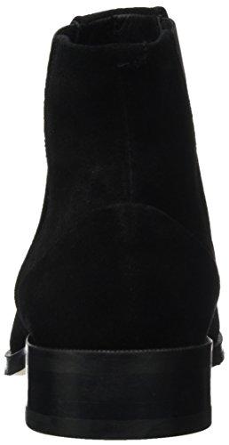 Bottes Noir En Chelsea Premier Daim noir Royal Femmes Republiq ZqPppwn