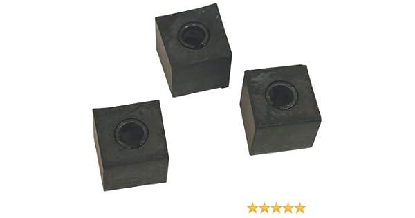 ALC 40164 Sealing Blocks,Rubber,PK3