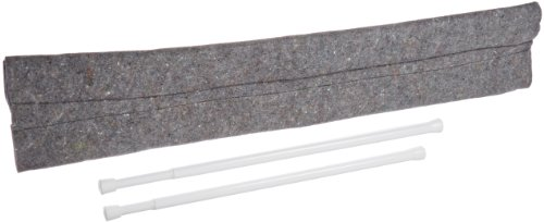 UltraTech 9760 Curb Guard Insert Style, For 22